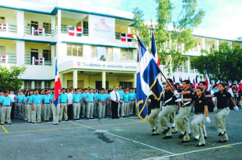 Resultado de imagen para colegio dominicano de lasalle sto dgo