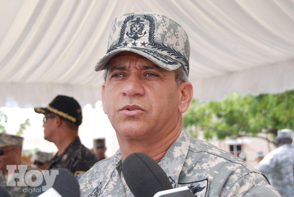 Almirante Sigfrido Pared Pérez.