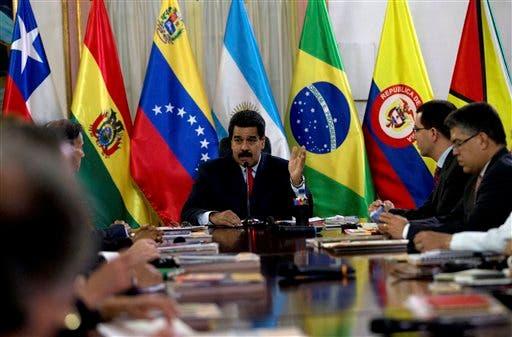 A prueba diálogo gobierno-oposición en Venezuela