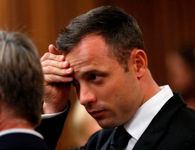 Tribunal analiza salud mental de Oscar Pistorius