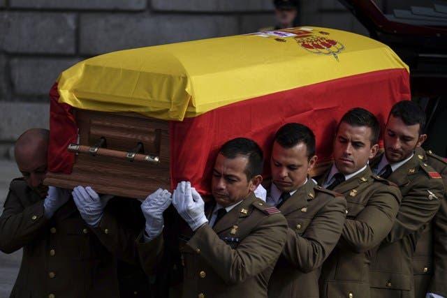 ¿Quién era el dictador español Francisco Franco y por qué se le exhuma?