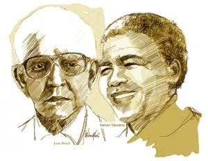 De Bosch a Mandela
