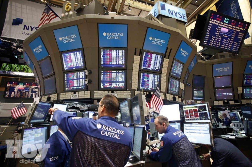 La Bolsa de Valores. (Foto AP/Mark Lennihan)