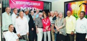 Historia y dignidad Encuentro en 58 aniversario de la fundación del MPD