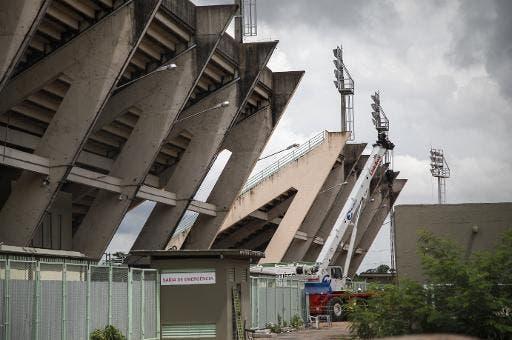 Alarma por los Juegos Olímpicos de Río