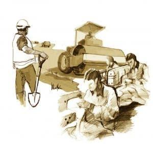 Creación de empleos productivos