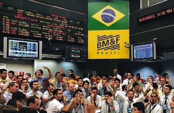 La bolsa de Sao Paulo cede un 1,43 % y cierra en 48.139 puntos