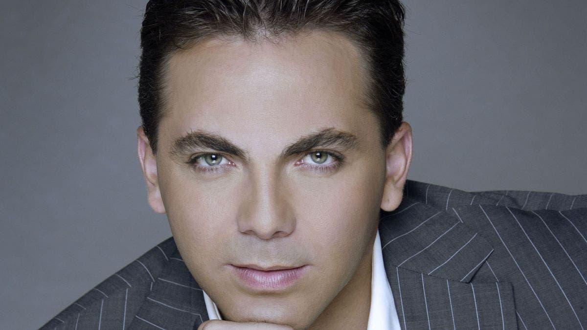 Cristian Castro cantará para madres en NY; Wason Brazobán entre invitados especiales