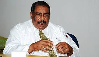 Director de Aybar dice está apto para las emergencias