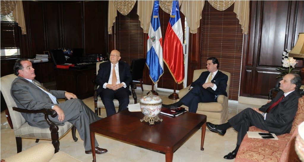 RD y Chile afianzan relación comercial