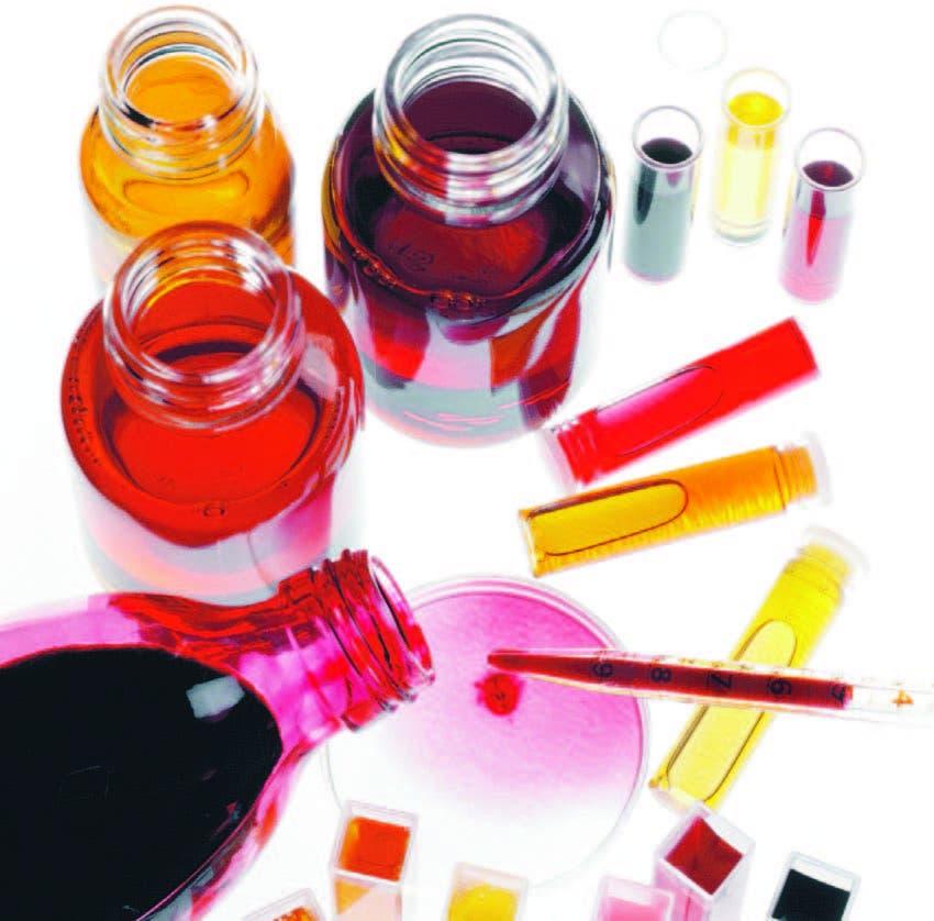 Consecuencias de los colorantes artificiales