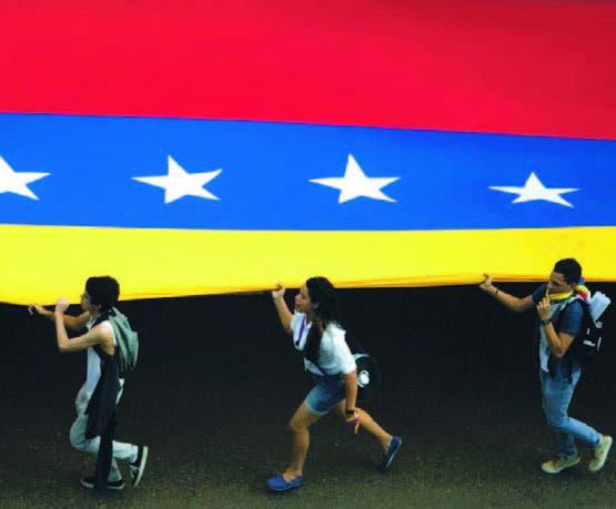 Primera sesión de diálogo Venezuela empezaría hoy