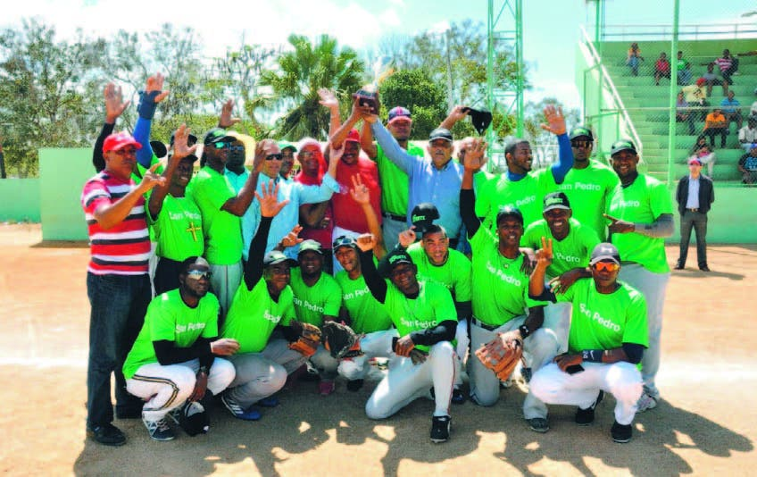 SPM conquista Copa Duarte de Softbol Chata Masculino
