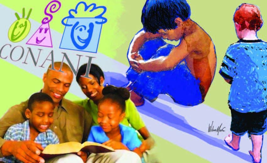 Conani creará banco de familia  proteja huérfanos feminicidios
