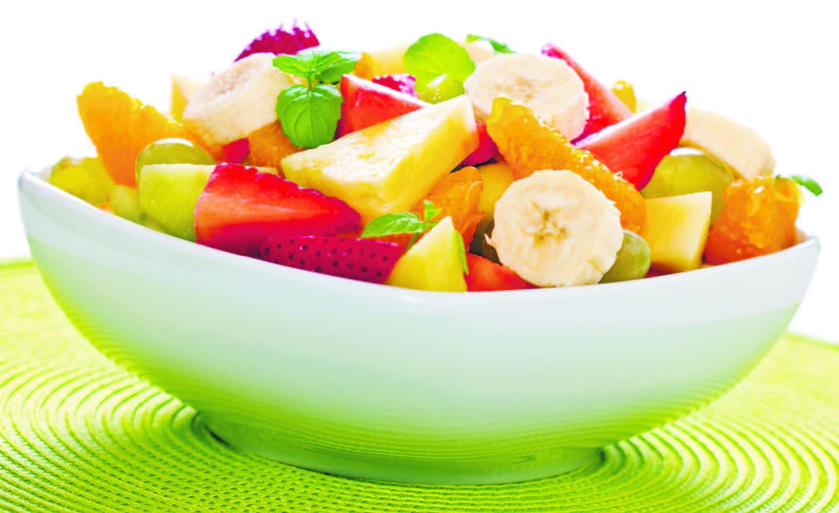 Para desintoxicarnos: jugos, frutas, agua…