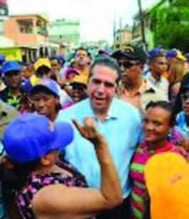 García conmovido por miseria Villa Liberación