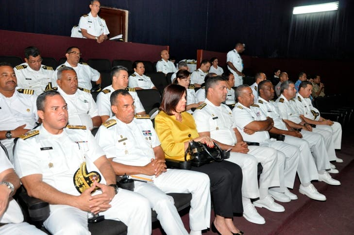 Armada RD celebra 170 aniversario de su fundación