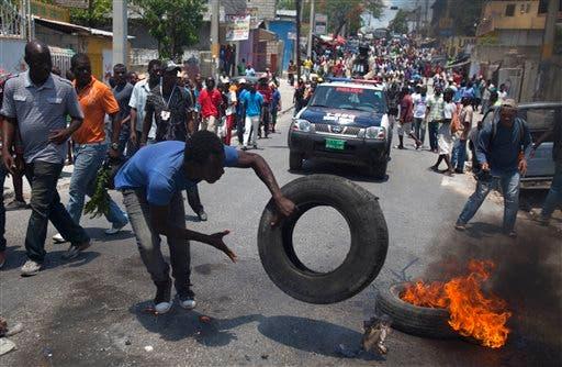 Activista de derechos humanos es amenazado en Haití