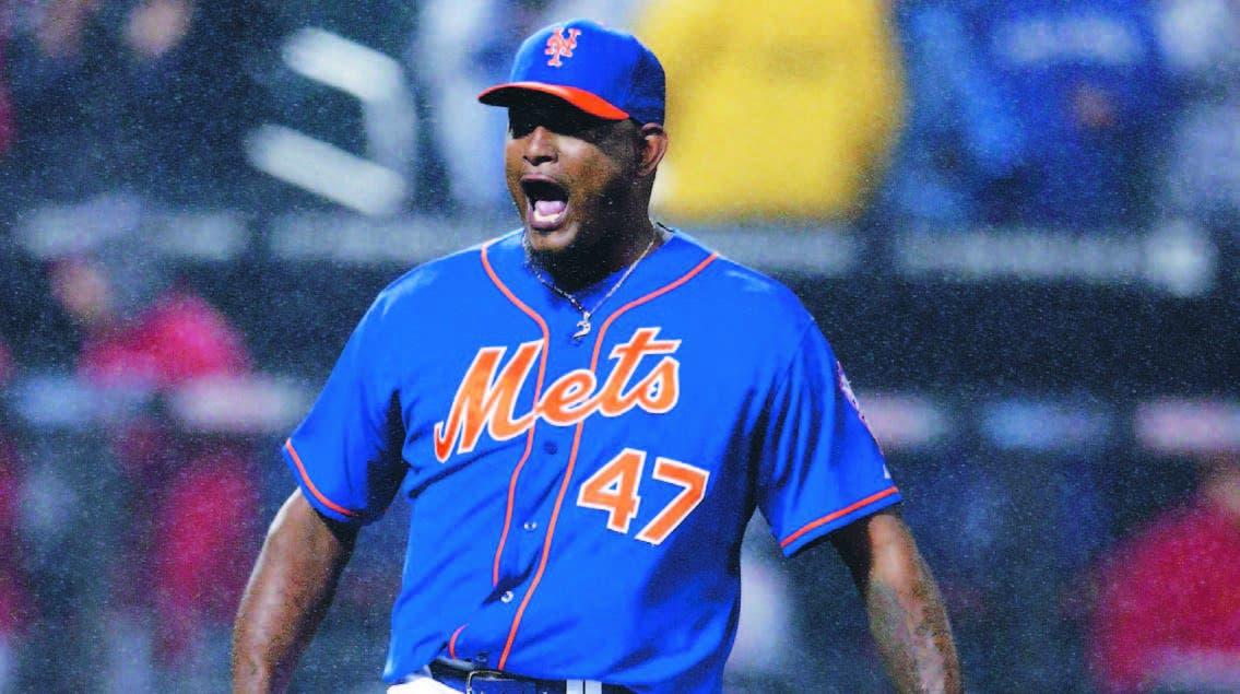 José Valverde gana respeto con Mets; Alexi Ogando impresiona en Texas