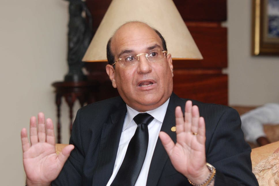 Julio César Castaños Guzmán, presidente de la JCE.