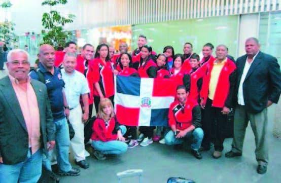 Karate RD clasifica 12 para Veracruz