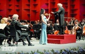 """""""Beethoven para el autismo"""" destaca participación de Aisha"""