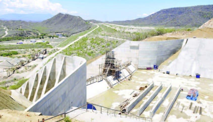 Monte Grande incrementará en unas 170 mil tareas los suelos irrigados, tendrá dos centrales hidroeléctricas que generarán 140
