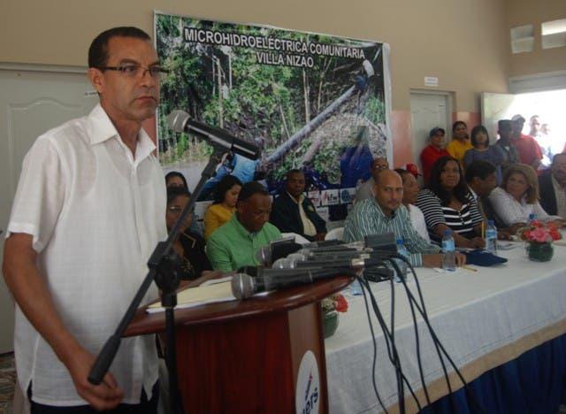Hidroeléctrica dará energía 24 horas a comunidades rurales de Barahona