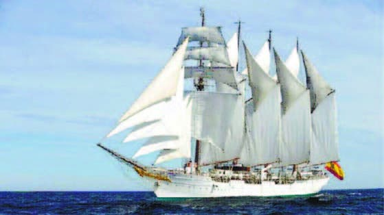 """""""Juan Sebastián de Elcano"""" anclará en puerto dominicano"""