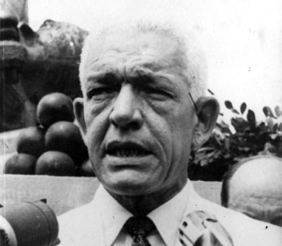 Profesor Juan Bosch