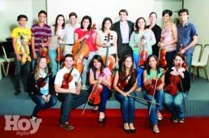 Becarios de Fundación por la Música se destacan