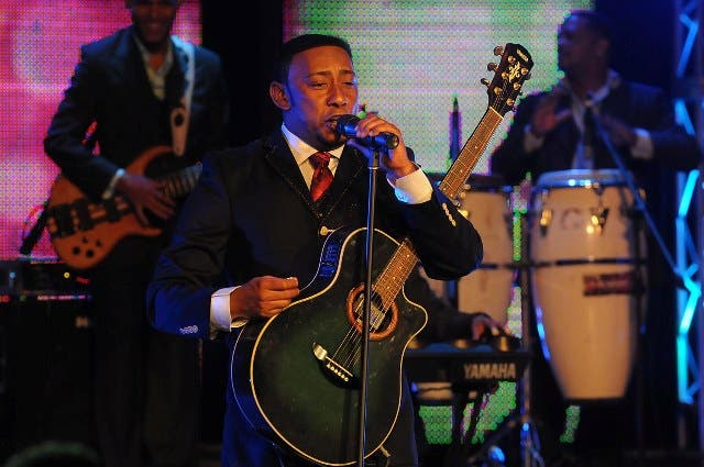 Muere madre del bachatero Anthony Santos