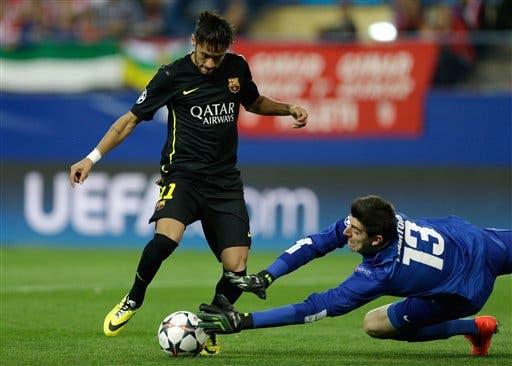 La UEFA podría sancionar al Chelsea si impide que Courtois juegue