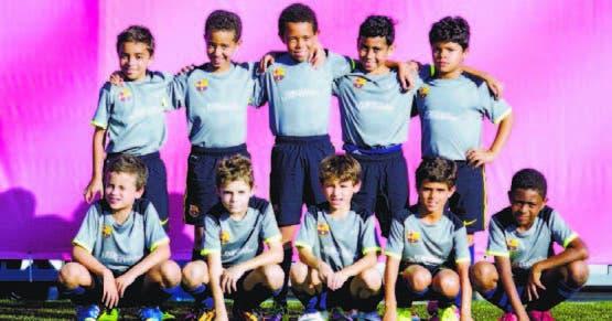Preformación de la FCBEscola RD gana en torneo de Barcelona