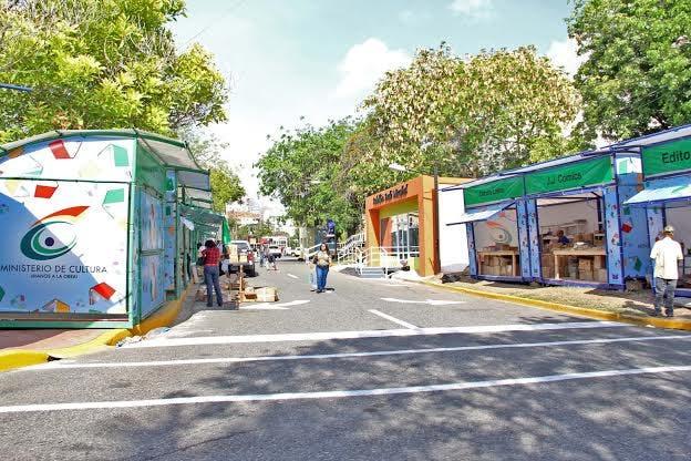 Image result for Hoy se inaugura la Feria Internacional del Libro de Santo Domingo 2016