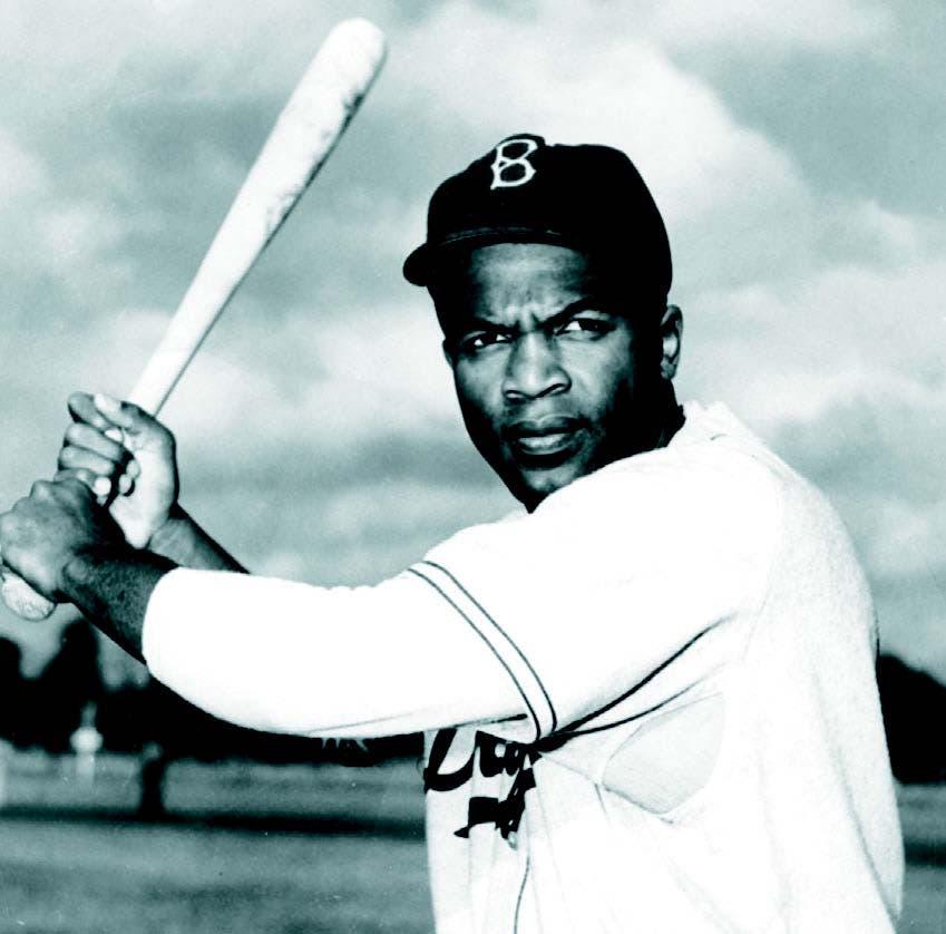 Hace 67 años  Jackie Robinson rompió barrera racial en MLB