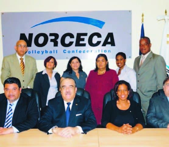 Comisión de Finanzas NORCECA hace reunión anual