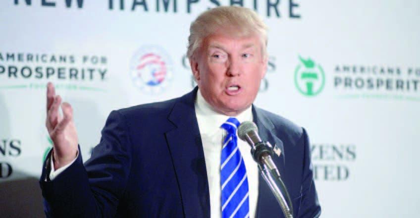 ¿Cómo sería la política exterior de EEUU si Donald Trump fuera presidente?