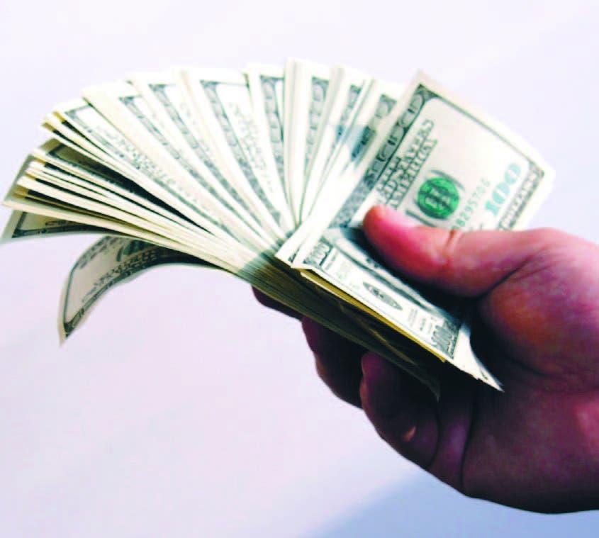 Acabar con el dinero en efectivo podría acabar con la evasión fiscal y muchas de las actividades ilegales