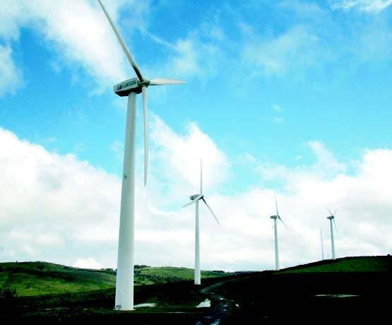 Anuncian la construcción de parque eólico PP