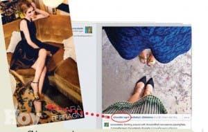 Chiara a sus pies