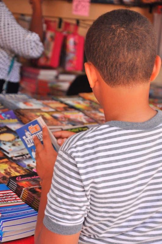 Vea aquí la oferta de la Feria del Libro para los chiquitos de la casa