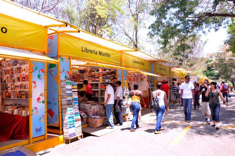 Este jueves 27 de abril en la Feria del Libro