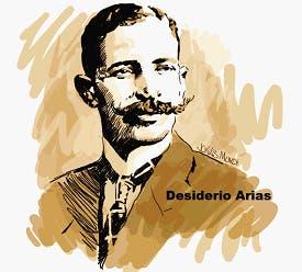 Muerte de Desiderio Arias