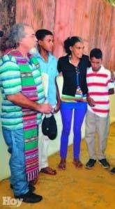 El padres Rogelio Cruz