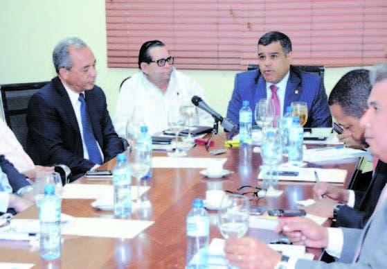 El vicepresidente ejecutivo de CDEEE, Rubén Jiménez Bichara