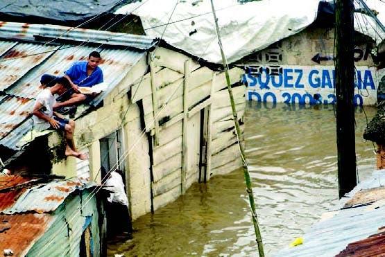 En el Caribe, los huracanes causan grandes estragos