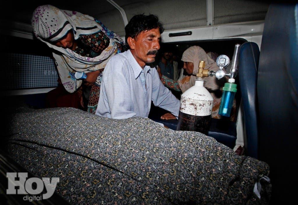 PAKISTAN-UNREST-HONOUR-KILLING