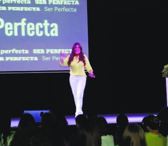 Intervención de Claudia Simó en la conferencia