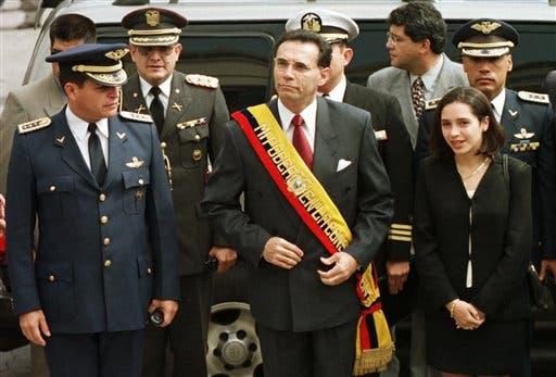 Jamil Mahuad, Paola Mahuad